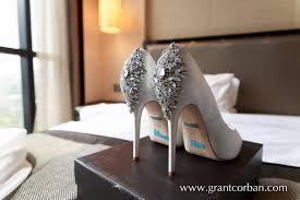 wedding shoes kuala lumpur wedding on top of menara kl kl tower professional commercial