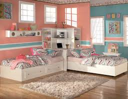 Ideas For Small Girls Bedroom 12 Ideas For Sisters Who Share Space Kids Rooms Spaces And Room