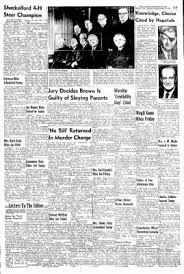 Abilene Reporter News From Abilene Texas On March 10 1955 by Abilene Reporter News From Abilene Texas On October 17 1968