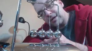 Swinging Desk Balls Actionfly Newtons Cradle Balance Balls Physics Pendulum Science
