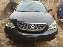 lexus rx330 nairaland lag cleared toks lexus rx330 at 2 830k only autos nigeria