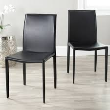 dining room delightful leather dining room chairs tufted leather