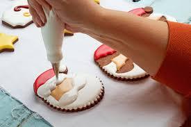 christmas cookies for santa the bearfoot baker