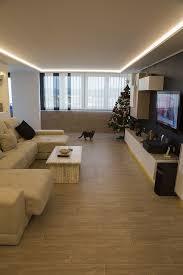 sabes cuanta gente se presenta en mueble salon ikea salon moderno con luz led indirecta en el techo y bajo el mueble