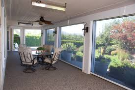 retractable screens help bring the outside in kelowna bc porch