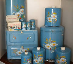 vintage metal kitchen canister sets best 25 vintage canisters ideas on vintage kitchen