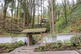 portland japanese garden to open cultural crossing expansion