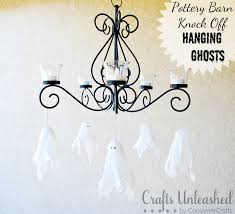 How To Make Little Ghost Decorations Diy Cheesecloth Ghosts