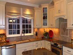 fine kitchen window treatments 2014 of contemporary for i with decor