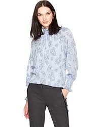 metallic blouse amazing deal on s longsleeve metallic