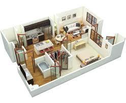 basement studio apartment floor plans long narrow laferida com