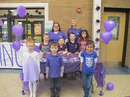 p s i love you day promotes warmth awareness at ring elementary