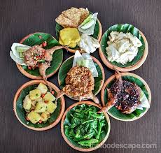 jakarta cuisine warung sangrai pantai indah kapuk pik jakarta food escape