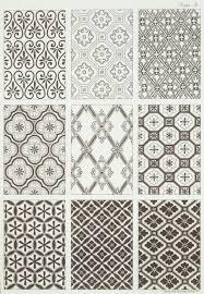 geometrical ornaments