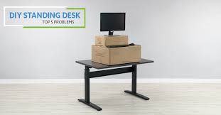 do it yourself standing desk top 5 problems with do it yourself diy standing desks