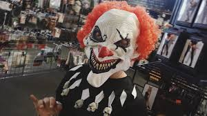 halloween city harlingen tx creepy clown spotted walking u0027ghost u0027 railroad tracks in san