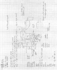 Map From Fig 1 Example Of A Site Sketch Map From East Boucher Spring