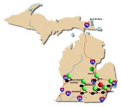 Ann Arbor Michigan Map by Bienenstock Court Reporting U0026 Video Michigan Court Reporting