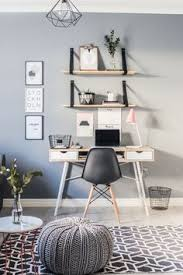 Scandinavian Inspired Bedroom Colourful Scandi Bedroom Design Leather Strap Shelves By H G