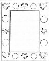 coloring pages of heart valentine and love coloring pages part 6