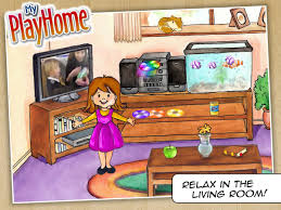 my playhome lite play home doll house android apps on google play