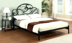 custom iron bed frame u2013 sudest info