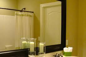 mirror diy mirror for bathroom bright diy ideas for bathroom