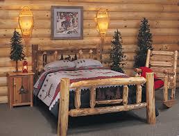 bed frames log bedroom sets log bedroom furniture king size log