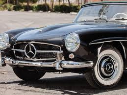 mercedes sl 190 rm sotheby s 1957 mercedes 190 sl roadster