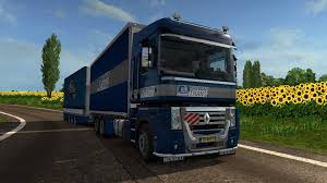 renault 5 tuning renault magnum tuning pack v13 2 euro truck simulator 2 spot