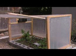 Backyard Greenhouse Diy Mini Backyard Greenhouse Youtube