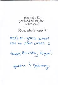 the gandalf birthday card