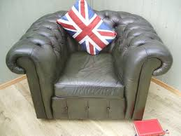 Green Chesterfield Armchair Green Chesterfield Chair Local Classifieds Buy And Sell In The