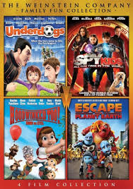 underdogs the film family fun collection underdogs spy kids hoodwinked too escape