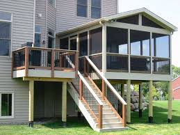 house plans with screened back porch best screened porch plans free designs ideas u2014 emerson design