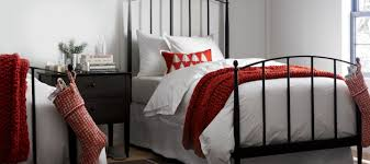 How To Make A Duvet Cover Stay Bedding Luxury Bed Linens And Sets Crate And Barrel