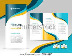 mega pack brochure design template flyer imagem vetorial de banco