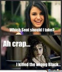 Rebecca Black Meme - damn by kushiness meme center