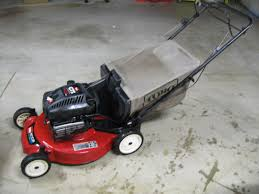 top best self propelled lawn mower selections front yard