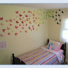 decorations for walls in bedroom butterfly bedroom decorations large size interior design