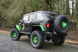 power wheels jeep hurricane green lynch is selling two beast mode jeeps for charity