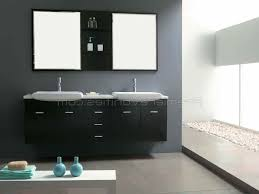diy wall mounted bathroom vanity home decorations