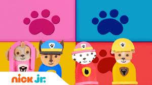 paw patrol pup pup boogie w the pinkie pals crafts nick jr