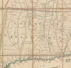 New England State Map by First State Of The Finest 18th Century Map Of New England Rare
