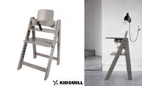 hochstuhl design kidsmill funktionales design und hohe qualität der hochstuhl up