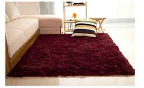 Burgundy Area Rugs New Burgundy Area Rug 80 120cm Living Room Floor Rugs Modern