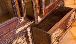 craftsmanship handmade furniture dartbrook rustic goods