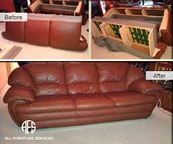 Leather Sofa Refinishing All Furniture Services Furniture Repair U0026 Restoration Services
