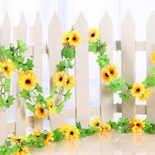 sunflowers silk promotion shop for promotional sunflowers silk on
