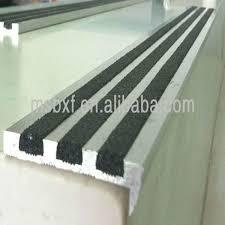 anti slip aluminum stair bull nose buy linoleum stair nosing